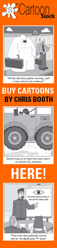 Buy Chris Booth Cartoons
